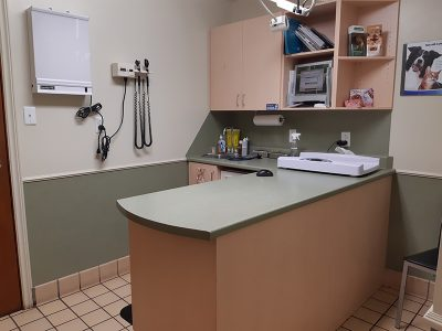 Kentville Clinic - Exam room