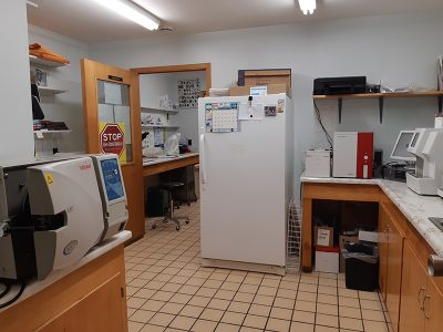 Kentville Clinic- Lab