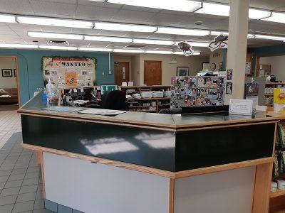 Kentville Clinic - Reception