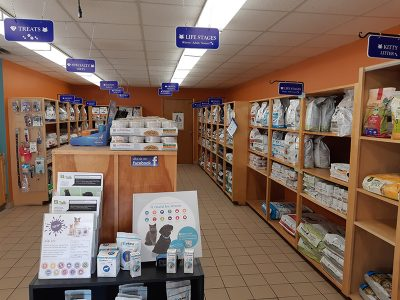 Kentville Clinic -Retail Area